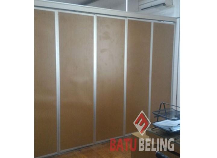 Pintu Lipat Standart - Kantor PJB Surabaya