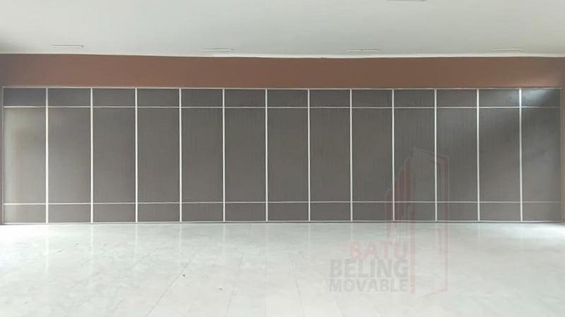 pintu lipat standart pabrik pintu